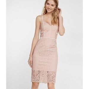 New! Blush dress